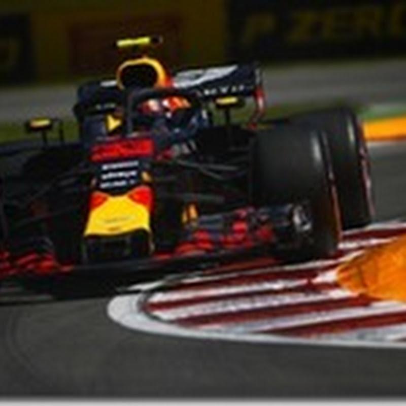 GP del Canada: Nelle prove libere il più veloce è Verstappen