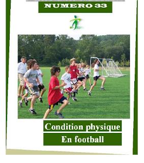 condition physique en football