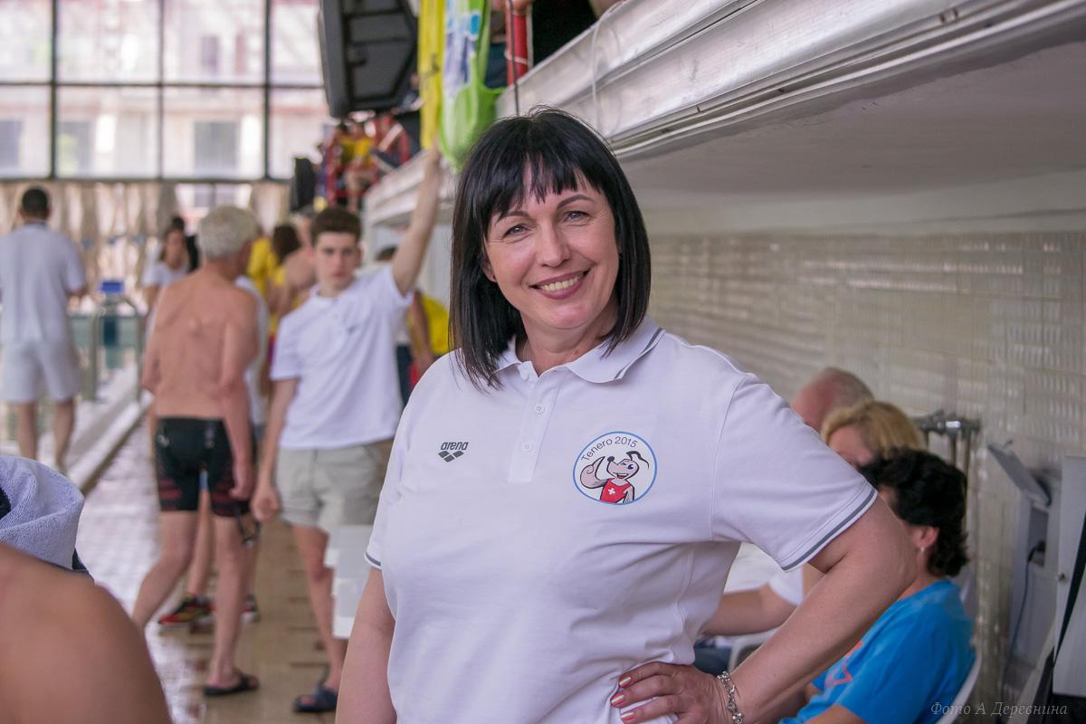 Фотографии. Чемпионат Украины по плаванию. Мастерс