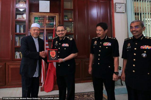 SPRM Masuk Pejabat MB Kelantan