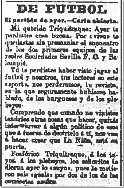 El Liberal 21 Diciembre 1918