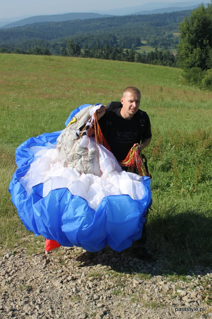 Szkolenia paralotniowe Lipiec 2012 - IMG_3973.JPG