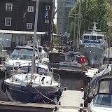 Adelante à Londres, Ramsgate, Douvres, Gravelines et Dunkerque