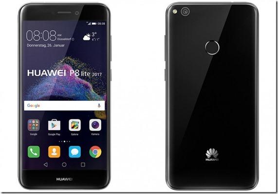 Huawei P8 Lite 2017 Diluncurkan, Andalkan Kirin 655 Octa Core