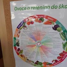 Ochutnávkový koš - ovoce a zelenina do škol
