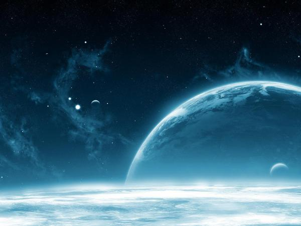 Mystical Universe Of Joy, Space And Universe 1
