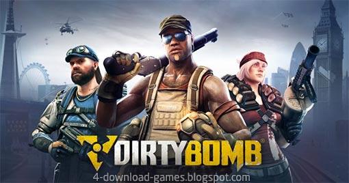 لعبة القنبلة القذرة Dirty Bomb