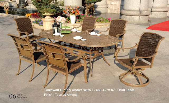 Garden Furniture Nj cornwall patio table set - dwl patio furniture - nj wholesale