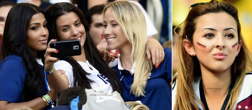 30 Photos Of Hot Female Fans World Cup 2014-7407