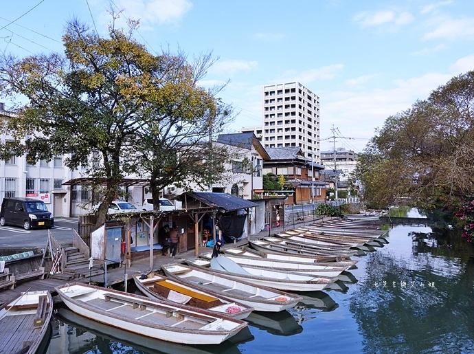 15日本九州自由行 日本威尼斯 柳川遊船  蒸籠鰻魚飯  みのう山荘-若竹屋酒造場