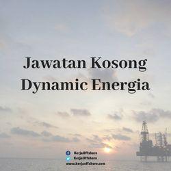 Jawatan Kosong Dynamic Energia Sdn Bhd