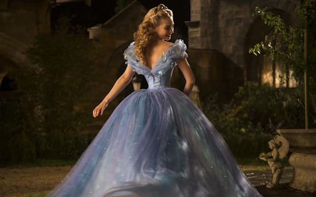 'Cinderella' Debuts a New International Trailer