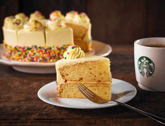 Starbucks Espresso Confections New Food Items And Card Available Starting January 8