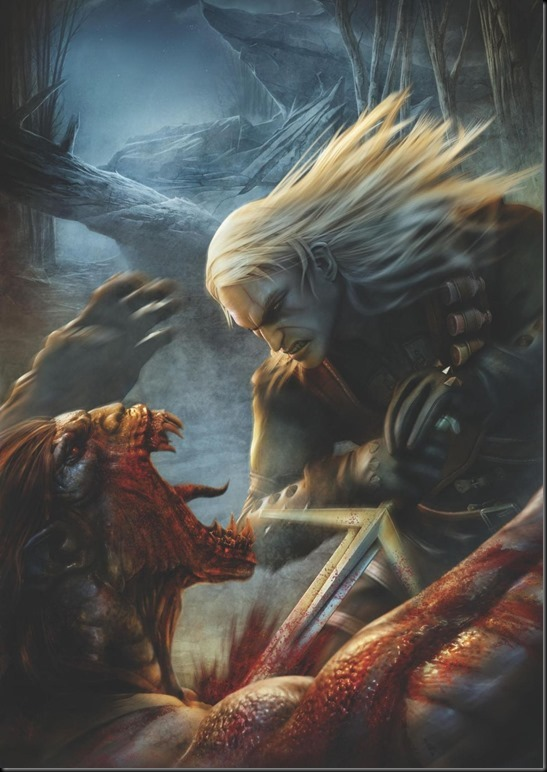 The Witcher (1) _ Artbook_816932-0158