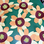 Sunflower Making Activity by SR.KG 2012-13