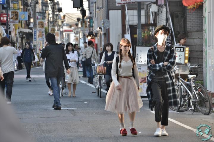 Shimokitazawa barrio hipster de Tokio