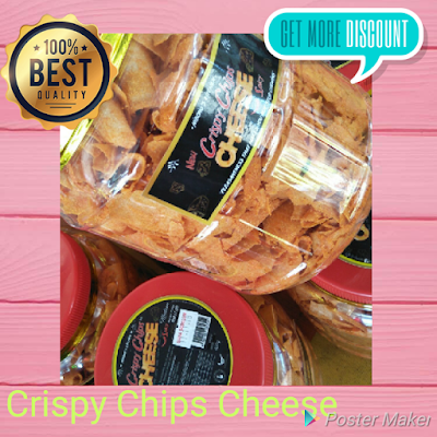Crispy Chips Cheese Spicy Kini Di Shopee - INA MURNI ENTERPRISE