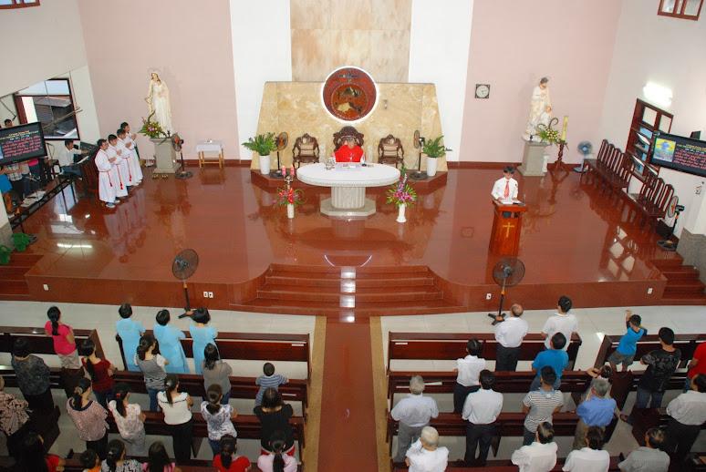 Thánh lễ Mừng Kính Các  Thánh Tử Đạo Việt Nam