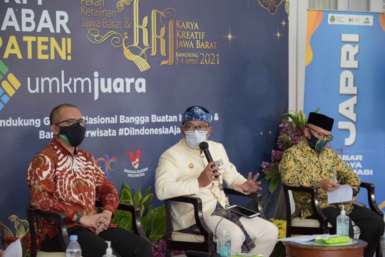 Jabar Komitmen Sukseskan Gerakan Nasional Bangga Buatan Indonesia