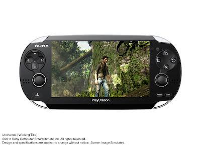Impresionantes gráficos de la NGP, nueva consola protátil de Sony