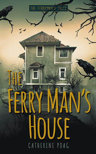 The Ferryman's House cover