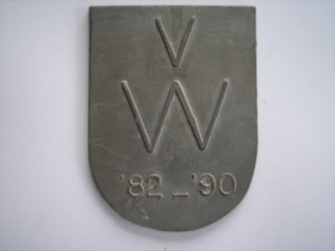 Naam: van WaningPlaats: RotterdamJaartal: 1982-1990