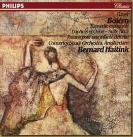 Ravel Rapsodia Haitink CD