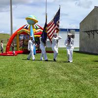Coast Guard 224th BD Col. Guard 155