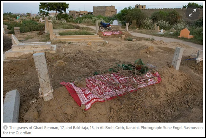 Ghani Bakhtaja grave