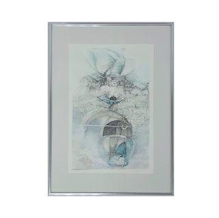 Signed Lithograph