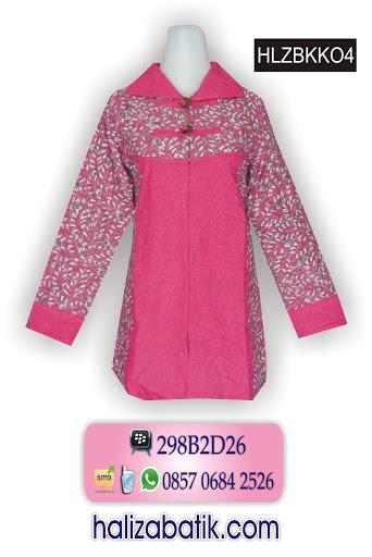 motif batik pekalongan, baju online murah, atasan batik