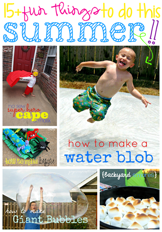 15 Fun Things to do this Summer at GingerSnapCrafts.com #summer #summerfun #kidscrafts #kidactivities_thumb[2]