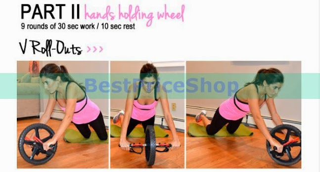 The Ab Miracle Worker Abs Routine With Mountain Climber Exercise