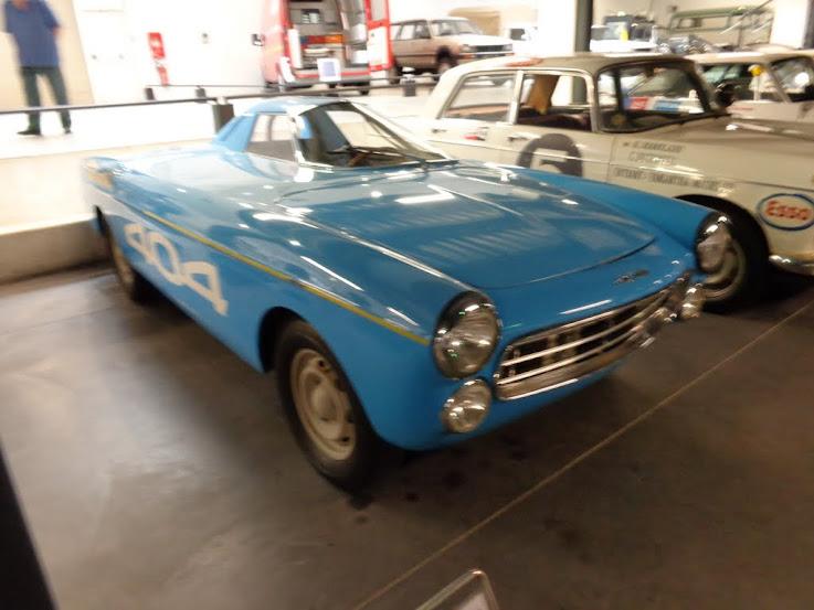 Musée de l'aventure Peugeot à Sochaux DSC01301
