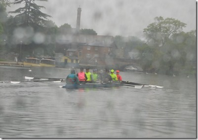 1 rowing in the rain