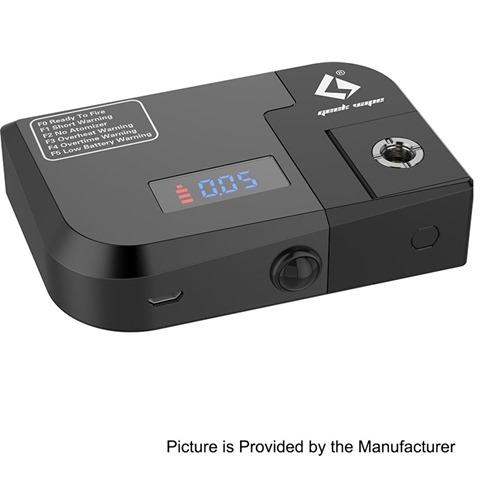 authentic geekvape 521 tab pro ohm meter reader resistance tester black 0053 ohm 1 x 18650 thumb%255B2%255D - 【海外】「GeekVape 521 Tab Pro」「VAPECIGE SD75C」「Cthulhu CETO RDA」「SMOKTech SMOK TFV8 X-Baby」「Gemz Lucky Star RDTA」他