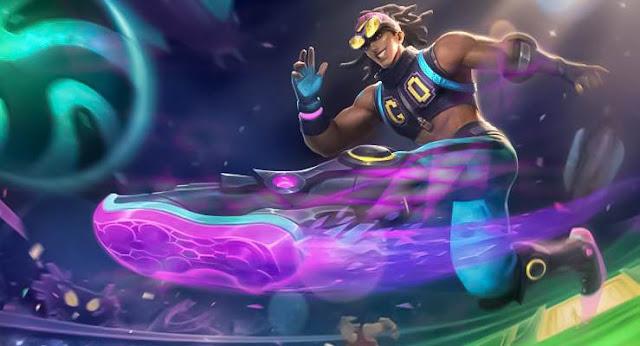 Tips Memaksimalkan Skill dan Pasif Bruno, Mobile Legends: Bang Bang