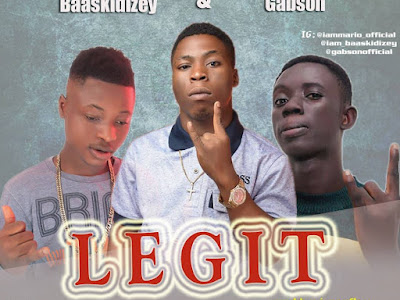 [MUSIC]: Mario X Baaskidizey X Gabson - Leggit