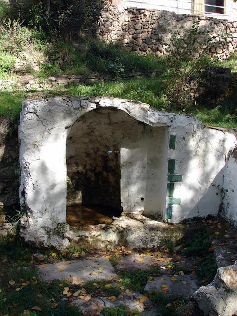 senderismo La Puebla Montanejos PR 126 Fuente del Pozo