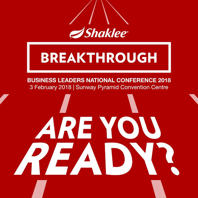 Business Leader National Conference, Event Terbesar Shaklee Setiap tahun