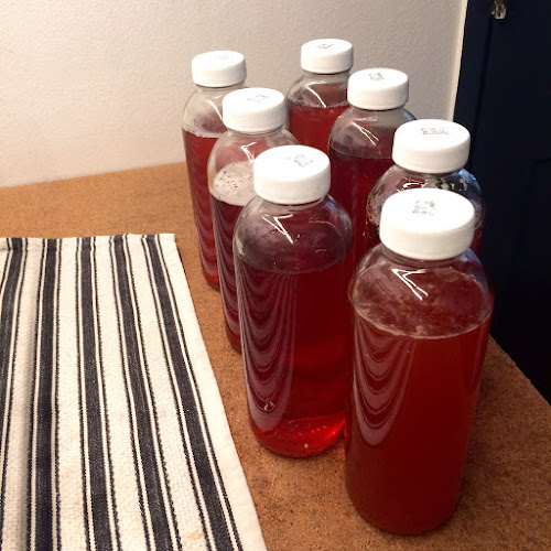 Bottled Kombucha