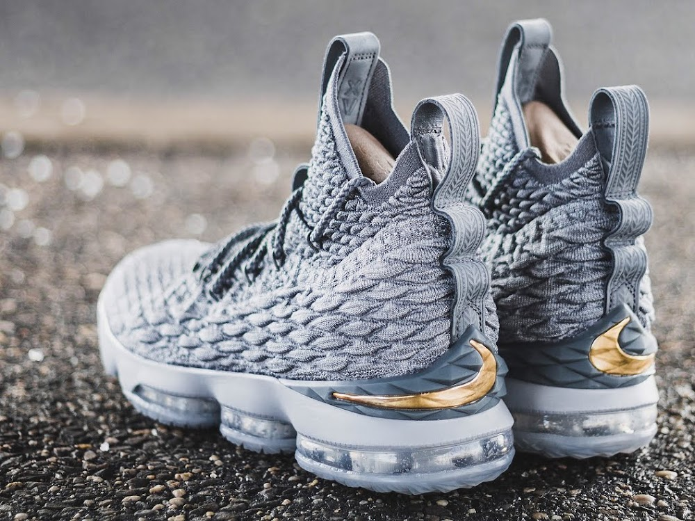 separation shoes 8da61 6632f Another Stateside Release for LeBron 15 City Edition This Thursday ...