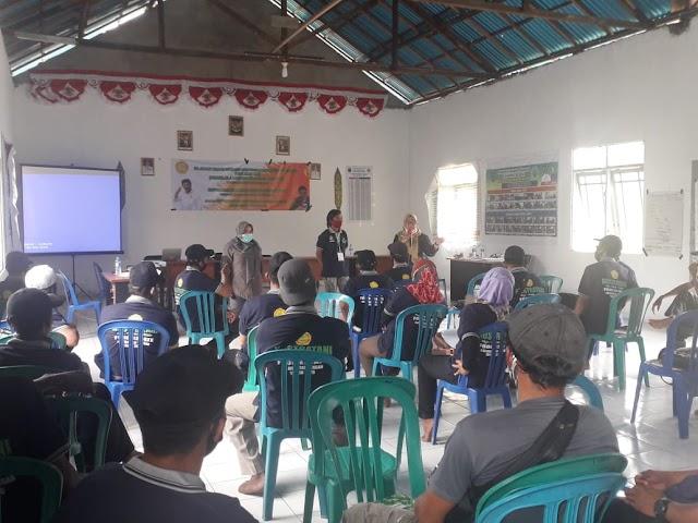 Sukseskan Food Estate di Kalteng, BBPP Binuang Gelar Pelatihan Tematik Pengorganisasian Poktan
