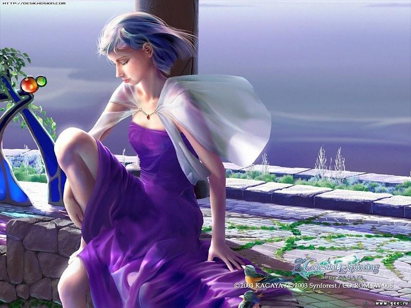 Elegant Sprite Of Goodness, Fairies 1