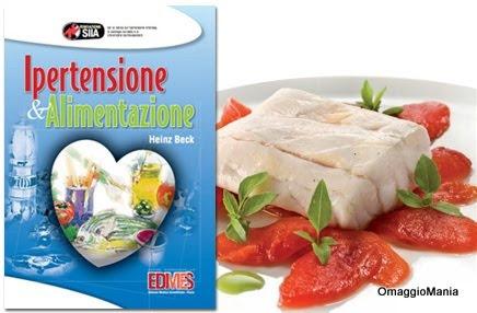 """Libro """"Ipertensione & Alimentazione"""" in omaggio da.."""