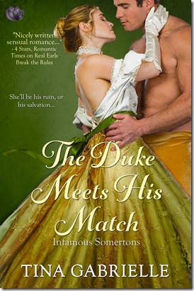 The Duke Meets his Match book  3