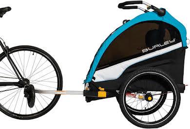 Burley D'Lite X Child Trailer - Blue alternate image 6