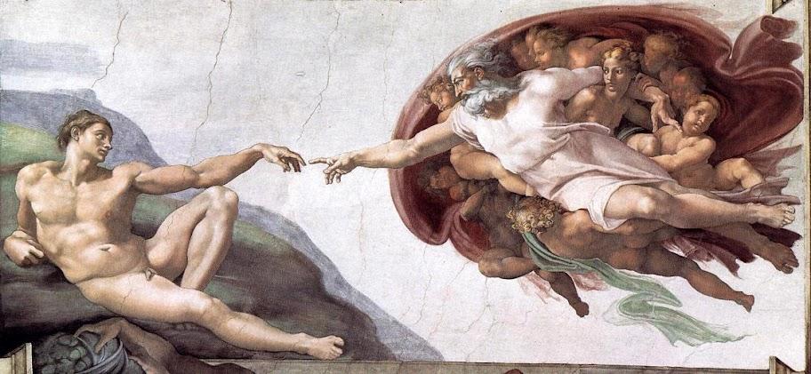 la creación el hombre