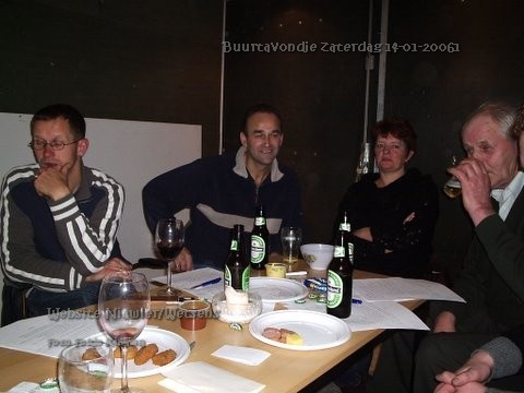 Pieter, Johannes, Trienke en Geert alias Boer Harmsen