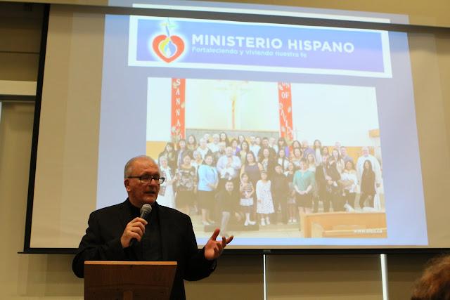 Reunión de la Pastoral Hispana en la Arquidiócesis de Vancouver - IMG_3785.JPG